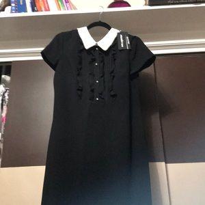 Karl llagerfeld black dress